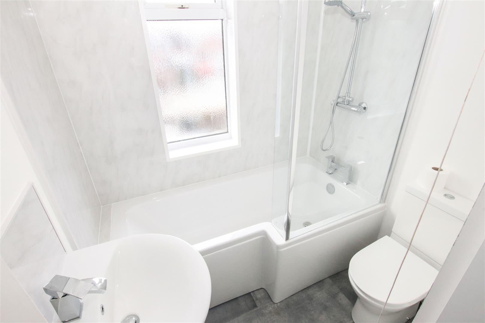 NEW FIRST FLOOR BATHROOM